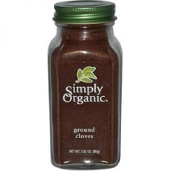 Simply Organic Ground Cloves (6x2.82Oz)