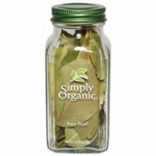 Simply Organic Bay Leaf Certified Organic (6x0.14Oz)