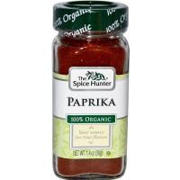 Spice Hunter Organic Ground Paprika (6x1.4Oz)