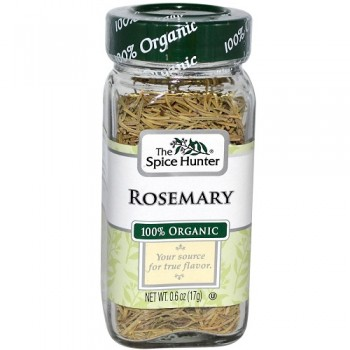 Spice Hunter Rosemary, Organic (6x0.6Oz)