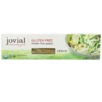 Jovial Organic Brown Rice Capellini (12x12Oz)