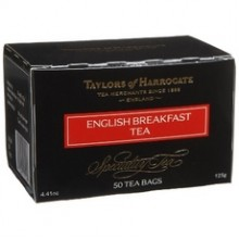 Taylors Of Harrogate English Breakfast Tea (6x50 Bag )