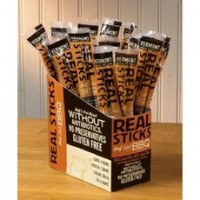 Vermont Smoke & Cure Realsticks BBQ (24x1Oz)
