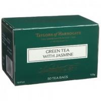 Taylors Of Harrogate Green Tea With Jasmine (6x50 Bag )