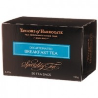 Taylors Of Harrogate Decaffeinated Breakfast Tea (6x50BG )