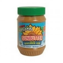 Sunbutter Sunflower Seed Spread Organic Jar (6x16Oz)