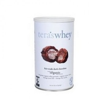 Tera's Whey Organic Dark Chocolate Whey Protein (1x12Oz)