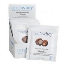 Tera's Whey Dark Chocolate Fair Trade Whey Protein (12x1Oz)