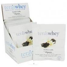 Tera's Whey Organic Whey Protein Bourbon Vanilla (12x1Oz)