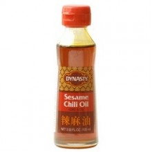 Dynasty Sesame Chili Oil  (12x3.5Oz)