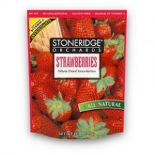 Stoneridge Orchards Whole Dried Strawberries (6x4Oz)