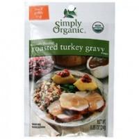 Simply Organic Roasted Turkey Gravy, Seasoning Mix (12x0.85Oz)