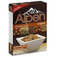 Weetabix Alpen All Natural Muesli Cereal Original  (12x14Oz)
