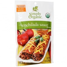 Simply Organic Enchilada Sauce Seasoning  (12x1.41Oz)