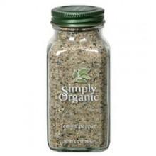 Simply Organic Lemon Pepper Certified Organic (6x3.17Oz)