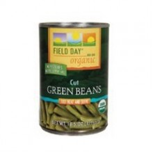 Field Day Cut Green Beans (12x14.5Oz)