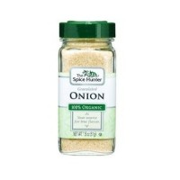 Spice Hunter Onion, Granulated, Organic (6x1.8Oz)