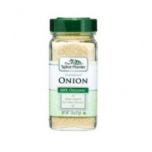 Spice Hunter Onion, Granulated, Organic (6x1.8Oz)