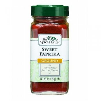 Spice Hunter Paprika, Sweet, Grounds (6x1.9Oz)