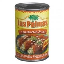 Las Palmas Red Medium Enchilada Sauce (24x10Oz)