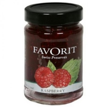 Favorit Preserves, Raspberry (6x12.3Oz)