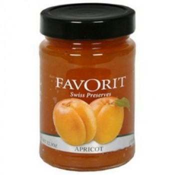 Favorit Preserves, Apricot (6x12.3Oz)