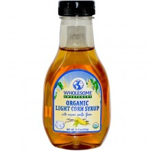 Organic Light Corn Syrup Sweetener (6x6/11.2 Oz)
