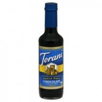 Torani Sugar free Chocolate Syrup (6x12.7Oz)