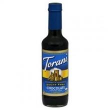 Torani Sugar free Chocolate Syrup (6x12.7Oz)