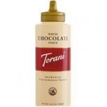 Torani Mocha White Chocolate Sauce (6x16.5Oz)