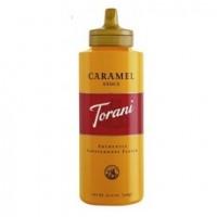 Torani Caramel Sauce (6x16.5Oz)