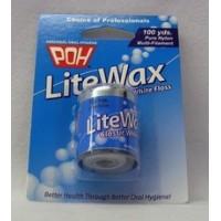 Poh Dental Floss Waxed 100 Yd (12x100YD )