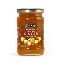 Mackay's Preserve Spice Ginger (6x12Oz)