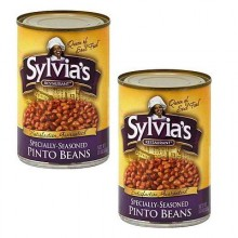 Sylvia's Pinto Beans (12x15Oz)