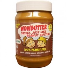 Safe4School Wow! Tastes Just Like Peanut Butter-Creamy (6x17.6Oz)