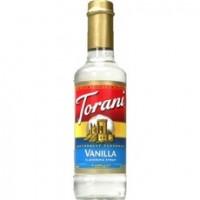 Torani Vanilla Syrup (6x12.7Oz)