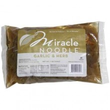 Miracle Garlic Herb Fettuccine Noodles (6x7 Oz)