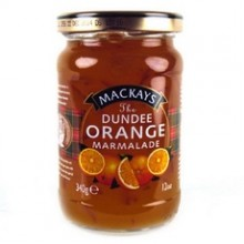Mackay's The Dundee Orange Marmalade (6x12Oz)