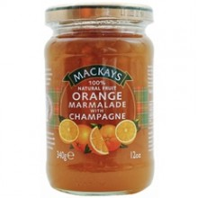 Mackay's Orange Marmalade With Champagne (6x12Oz)