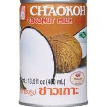Chaokoh Coconut Milk  (12x13.5 Oz)