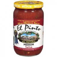 El Pinto Medium Salsa (6x16 Oz)