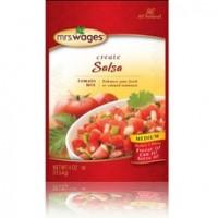 Mrs. Wages Salsa Tomato Mix (12x4Oz)