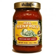 Mrs. Renfro's Mexican Hot Sauce (6x16Oz)