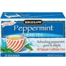 Bigelow Herbal TeaPeppermint (6x20 Bag )