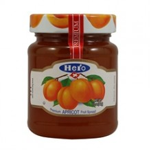 Hero Premium Fruit Apricot Spread (8x12Oz)