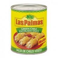 Las Palmas Green Medium Enchilada Sauce (6x19Oz)
