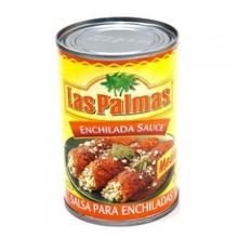 Las Palmas Red Mild Enchilada Sauce (6x28Oz)