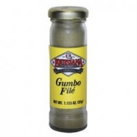 Louisiana Fish Fry Gumbo File Powder (12x1.12Oz)