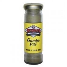Louisiana Fish Fry Gumbo File Powder (12x1.12Oz)