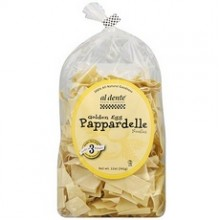 Al Dente Golden Egg Papparedelle Pasta (6x12Oz)